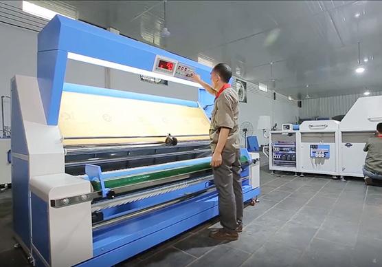Zhaoqing Yili Garment Machinery Co., Ltd.