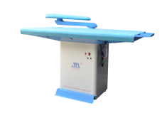 Square vacuum ironing table