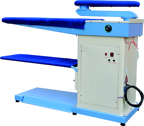 Bridge vacuum ironing table(Table with electric heating)   YL-B