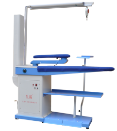 Bridge vacuum ironing table(Table with electric heating)    YL-BT