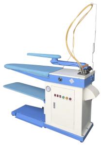 Bridge vacuum ironing table inbuilt with steam generator YL-B-128B