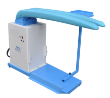 Special buck vacuum ironing table