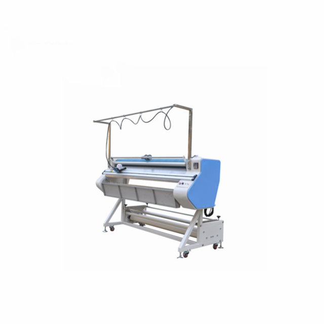 Heavy Fabric relaxing Machine(With length cutter)  YL-2100E-LC